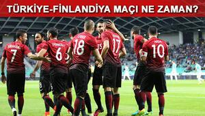 Türkiye Finlandiya maçı hangi kanalda, saat kaçta Milli maç ne zaman