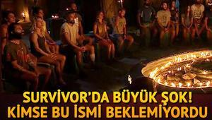 Survivor 2017 eleme adayları arasından kim gitti Survivor 45. bölüm fragmanında Berna gerilimi
