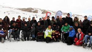Engelliler, Kar Festivali için Erciyeste buluşacak
