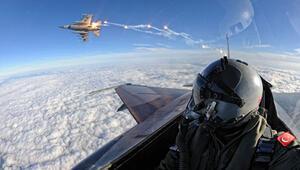 İddianamedeki F-16 pilotları hakkında korkunç şüphe