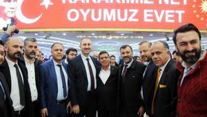 AK Partili Gül: Referandum yaklaştıkça kararsızların sayısı düşüyor