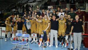 Jeopark Kula Belediyespor Kula finalde