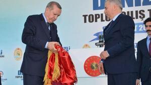 Erdoğan: Siz Diktatör dediğiniz sürece Tayyip Erdoğan da size Faşist diyecek, Nazi diyecek