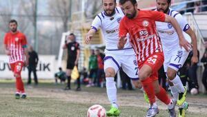 Sivas Belediyespor-Hacettepespor: 3-1
