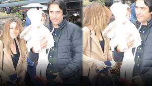 Mahsun Kırmızıgül ailesi ile birlikte