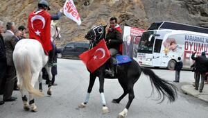 Bakan Soylu: Top atsan yıkılmaz bir sistem oluşturacak Erdoğan (2)