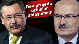 Ankaradaki dev projede ortaklar anlaşamadı