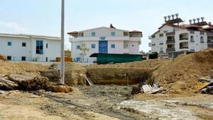 Manavgatta TSM inşaatı başladı