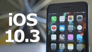 iOS 10.3 güncellemesiyle iPhonelara müthiş özellik