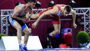 (düzeltme) U23 Avrupa Güreş Şampiyonasından 2 altın 2 gümüş çıkardık