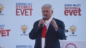 Başbakan Yıldırım: Kılıçdaroğlu, 1982de kalmış
