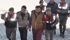 Karabükte uyuşturucu ile yakalanan 5 kişi tutuklandı