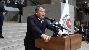 Şehit Cumhuriyet Savcısı Kiraz,İstanbul Adalet Sarayında anıldı