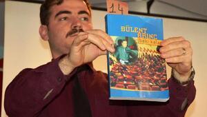 Arınçın kitabı, müzayededen sonra 50 TLye satıldı