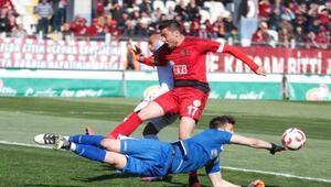 Eskişehirspor kazanmaya alıştı