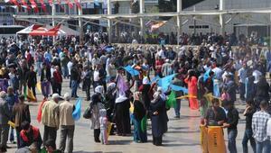 HDP Aydında hayır oyu istedi