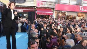 Akşener'den Bahçeli'ye: Referandumdan hayır çıkarsa koltuğu bırakacak mısın