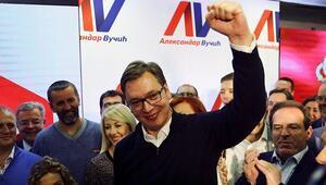 Sırbistan Cumhurbaşkanı belli oldu