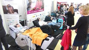Güzellik fuarına 40 ülkeden 4500 firma katıldı