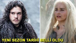 Game of Thrones 7. sezon fragmanı yayınlandı Yeni sezon ne zaman başlayacak