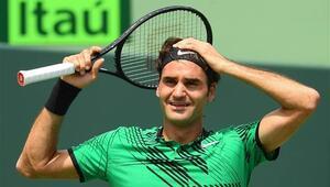 Federer Miamiyi de aldı... Durdurulamıyor