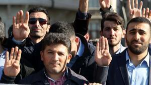 15 Temmuz Derneği üyeleri Kılıçdaroğlunu protesto etti