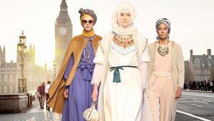 Muhafazakar giyim haftası Londra'da başlıyor