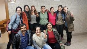 Gözaltına alınan 11 kişi serbest kaldı
