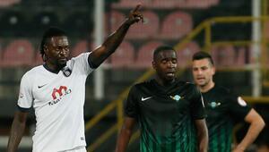 Kupada ilk yarı finalist belli oldu Başakşehirde Adebayor şoku...