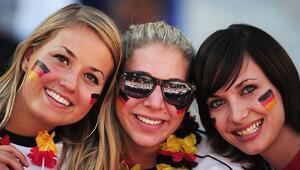 En büyük düşüş Alman turistte