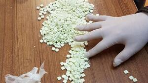 Otogarda uyuşturucu operasyonu