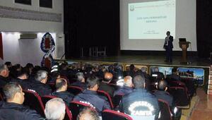 Şanlıurfada zabıtaya eğitim semineri