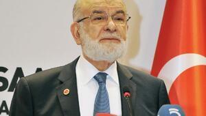 SP Genel Başkanı Karamollaoğlu : AB Bakanlığı ABden Çıkış Bakanlığı olarak değiştirilsin