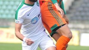 Kocaelispor-Kozan Belediyespor: 0-0