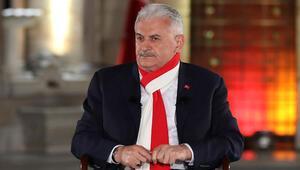 Başbakan Yıldırım: Karşıma geçti sırıtarak Naber Bakan Bey dedi