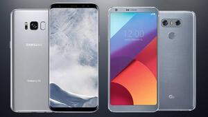 Galaxy S8 mi LG G6 mı