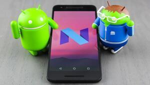 Google Android Nougat 7.1.2 güncellemesi yayında İndirin
