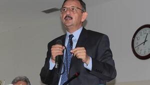 Bakan Özhaseki CHP'li vekile saldırıyı kınadı