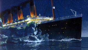 Titanicin sonunu getirmişti... 1 haftada 450ye yükseldi...
