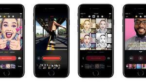 Apple Clips dün gece yayınlandı