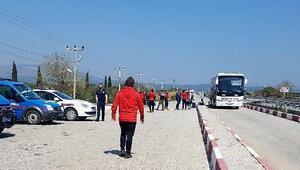 Balıkesirsporun otobüsüne el konuldu