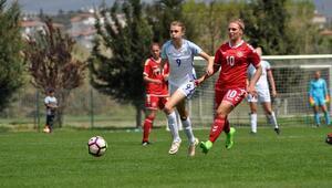 İngiltere-Danimarka: 2-0 (Avrupa Şampiyonası Bayanlar Elit Tur)