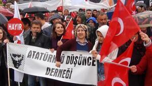 CHPli İnce, Simavda hayırı anlattı