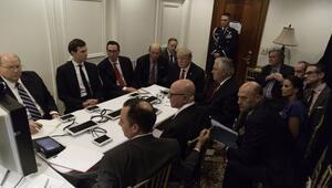Beyaz Saray yayınladı... İşte o an...