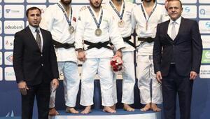 Judo Grand Prixte Hasan Vanlıoğlu gümüş madalyada kaldı