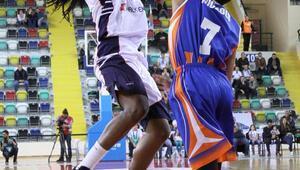 Best Balıkesir - Halk Enerji Ted Ankara Kolejliler Basketbol fotoğrafları