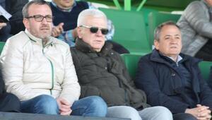 Yeşil Bursa-Kırıkhanspor: 4-1