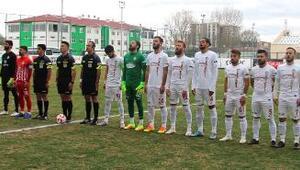 Sivas Belediyespor- Amed Sportif: 1-1