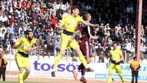 Hatayspor-Menemen Belediyespor 1-0