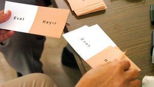Avrupa'da oy verme işlemi sona erdi